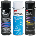 3M Aerosol Spray Cleaners