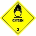 Hazardous Materials Label
