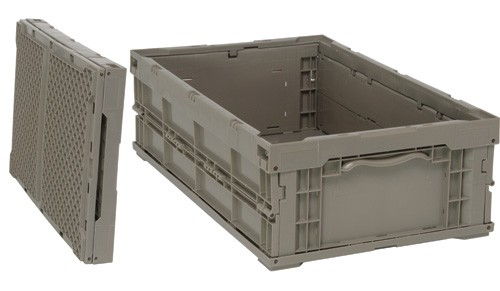 COLLAPSIBLE STRAIGHT WALL CONTAINER