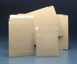 Self-Seal StayFlats Mailers
