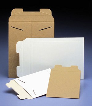 StayFlats Mailers - White