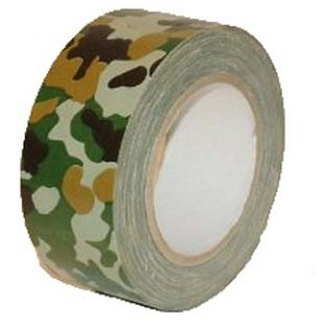 Camouflage Duct Tape